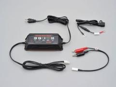 DAYTONA スイッチングバッテリーチャージャー12V(回復微弱充電器)