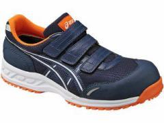 ASICS 安全靴 ウィンジョブ 41L カラー:ネイビー...