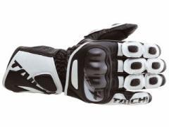 RS TAICHI NXT053 GP-X レーシンググローブ カラー:ホワイト/ブラック サイズ:M
