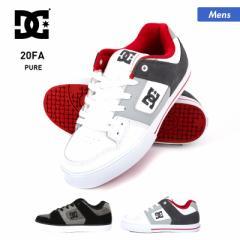 DC SHOES ディーシー シューズ メンズ DM204027 スケートシューズ スニーカー B系 靴 くつ 男性用 グレー ブラック 黒