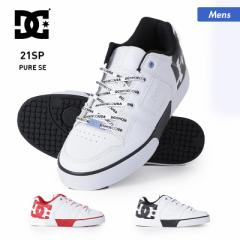 【ポイント3倍増量中】 DC SHOES ディーシー シューズ メンズ DM211020 ヒモ くつ 紐 スニーカー ホワイト 靴 B系 白色 男性用