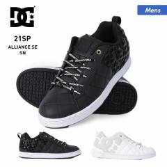 【ポイント3倍増量中】 DC SHOES ディーシー シューズ メンズ DM211022 黒色 ヒモ くつ 紐 スニーカー ホワイト 靴 B系 白色 ブラック 男