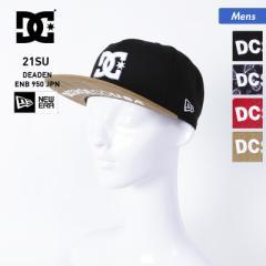 【送料無料】 DC SHOES ディーシー NEW ERA キャップ メンズ DCP212202 ニューエラ 帽子 ハット  サイズ調節OK 9FIFTY スナップバック ぼ