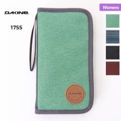 DAKINE ダカイン レディース パスポート収納ケース AH237-336 カードケース ポケット付き ウォレット 女性用