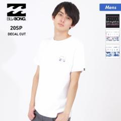 BILLABONG/ビラボン メンズ 半袖 Tシャツ BA011-204 ティーシャツ クルーネック ロゴ ランニング 男性用
