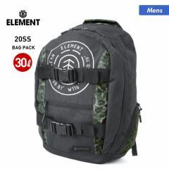 【送料無料】 バックパック 30L メンズ エレメント ELEMENT  BA021-950  かばん デイパック 鞄 リュックサック バッグ ボードキャリー付