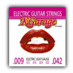 K-GARAGE Electric 009-042 エレキギター弦