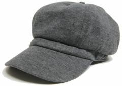 BIGWATCH正規品 大きいサイズ 帽子 メンズ スウェット ビッグ キャスケット/グレー/ビッグサイズ/ビッグワッチ/つば付帽子/Lサイズ L XL