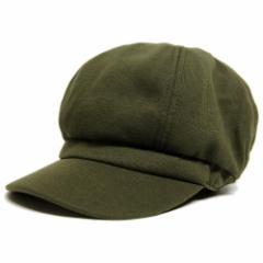 BIGWATCH正規品 大きいサイズ 帽子 メンズ スウェット ビッグキャスケット/カーキ(緑)/グリーン/ビッグワッチ/つば付帽子/Lサイズ  L