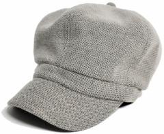 BIGWATCH正規品 大きいサイズ 帽子 メンズビッグ キャスケット/グレー/ビッグサイズ/ビッグワッチ/つば付帽子/Lサイズ/CAS-26