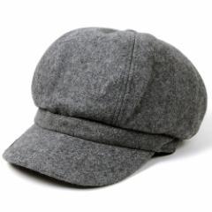 BIGWATCH正規品 大きいサイズ 帽子 メンズ ウール ビッグキャスケット ビッグワッチ グレー L XL 春夏秋冬  CAS-32