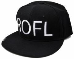 BIGWATCH正規品 大きいサイズ 帽子 メンズ BBキャップ ビッグワッチ/ブラック ROFL/ビッグサイズ/ベースボールキャップ/コットンキャップ