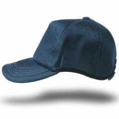 BIGWATCH正規品 大きいサイズ 帽子 メンズ 無地ラウンド メッシュキャップ ビッグワッチ シャイニーネイビー 紺/ゴルフ ビッグサイズ/ウ