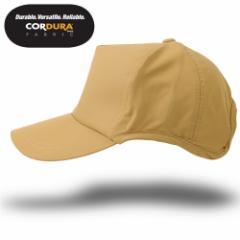 BIGWATCH正規品 大きいサイズ 帽子 メンズ コーデュラナイロンラウンドキャップ ビッグワッチ/ベージュ/スポーツ/ランニング/帽子/メンズ