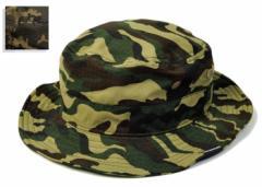 BIGWATCH正規品 大きいサイズ 帽子 メンズ アドベンチャー ハット ビッグワッチ/カモフラージュ カモ柄(2色) サファリ フェスハット/迷彩