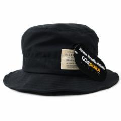 BIGWATCH正規品 大きいサイズ 帽子 メンズ コーデュラナイロン ハット ビッグワッチ ブラック サファリ ワイヤー フェスハット ビッグワ