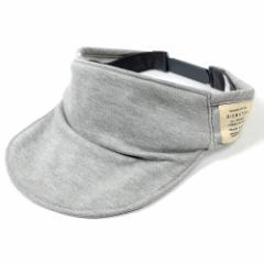 BIGWATCH正規品 大きいサイズ 帽子 メンズ シームレス スウェットサンバイザー ビッグワッチ/MIXグレー/サンバイザー ビッグサイズ ゴル