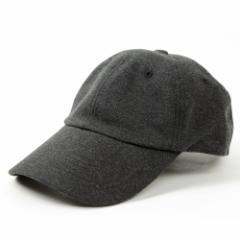 BIGWATCH正規品 大きいサイズ 帽子 メンズ フランネルローキャップ チャコールグレー/ローキャップ/ビッグサイズ/ビッグワッチ/コットン/