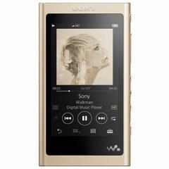 ソニー NW-A55-N(ペールゴールド) ウォークマン 16GB