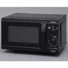 アイリスオーヤマ IMB-F183-5(ブラック) 電子レンジ 18L 東日本用(50Hz)
