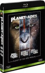 猿の惑星 プリクエル ブルーレイコレクション(Blu−ray Disc)