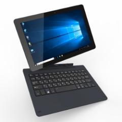 KEIAN KIC102HD-DN(ダークネイビー) WiZ 10.1型 2in1 2GB/32GB WiFi フルHDモデル