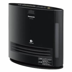 パナソニック DS-FKX1205-K(ブラック) 加湿セラミックヒーター 1250W ナノイー搭載 人感センサー付