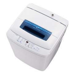 ハイアール JW-K42M-W(ホワイト) 全自動洗濯機 上開き 洗濯4.2kg/乾燥2kg