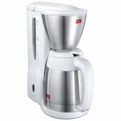 メリタ SKT54-3-W(ホワイト) コーヒーメーカー 約5杯分 ノア