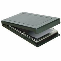 オウルテック OWL-EGP25U3V3-BK(ブラック) HDD/SSDポータブルHDDケース