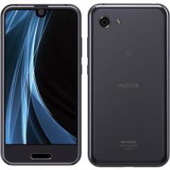 シャープ SH-M06-S(シルバーブラック) AQUOS R compact SIMフリー LTE対応 32GB