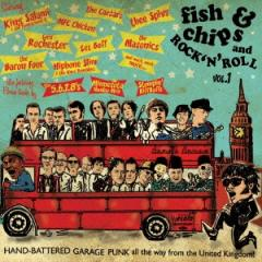 (V.A.)/fish&chips and ROCK'N ROLL Vol.1 【CD】