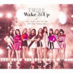 TWICE/Wake Me Up《限定盤A》 (初回限定) 【CD+DVD】