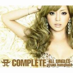 浜崎あゆみ/A COMPLETE 〜ALL SINGLES〜 【CD】