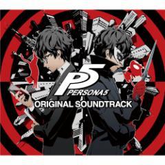 送料無料 (ゲーム・ミュージック)/『ペルソナ5』オリジナル・サウンドトラック 【CD】