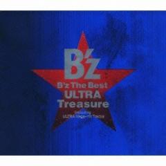 B'z/B'z The Best ULTRA Treasure 【CD】
