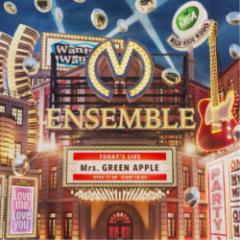 Mrs.GREEN APPLE/ENSEMBLE (初回限定) 【CD+DVD】