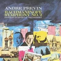 プレヴィン/ロンドン響/ラフマニノフ:交響曲第2番 ピアノ協奏曲第1番 【CD】