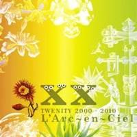 L'Arc-en-Ciel/TWENITY 2000-2010 【CD】