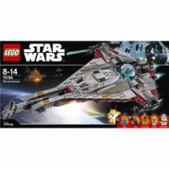 送料無料 LEGO 75186 スター・ウォーズ アローヘッド