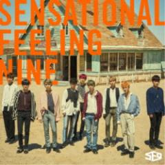 SF9/Sensational Feeling Nine (初回限定) 【CD+DVD】