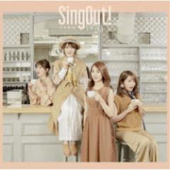 乃木坂46/Sing Out!《TYPE-C》 【CD+Blu-ray】