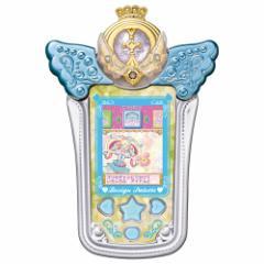 送料無料 キラッとプリ☆チャン プリ☆チャン デザインパレット ジュエルホワイト おもちゃ こども 子供 ゲーム 6歳