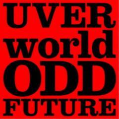 UVERworld/ODD FUTURE (初回限定) 【CD+DVD】