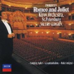 ワレリー・ゲルギエフ/プロコフィエフ:バレエ≪ロメオとジュリエット≫(全曲) 【CD】
