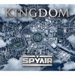 SPYAIR/KINGDOM《限定盤B》 (初回限定) 【CD】