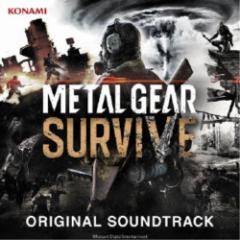 送料無料 (ゲーム・ミュージック)/METAL GEAR SURVIVE ORIGINAL SOUNDTRACK 【CD】