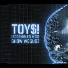 上杉昇/トイズ(スクランブルド・ミックス) 【CD】
