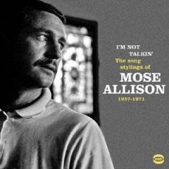 モーズ・アリソン/スタイリッシュ・ソングス・オブ・モーズ・アリソン 1957〜1972 【CD】