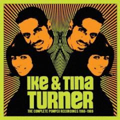 送料無料 アイク&ティナ・ターナー/コンプリート・ポンペイ・レコーディングス1968〜1969 【CD】
